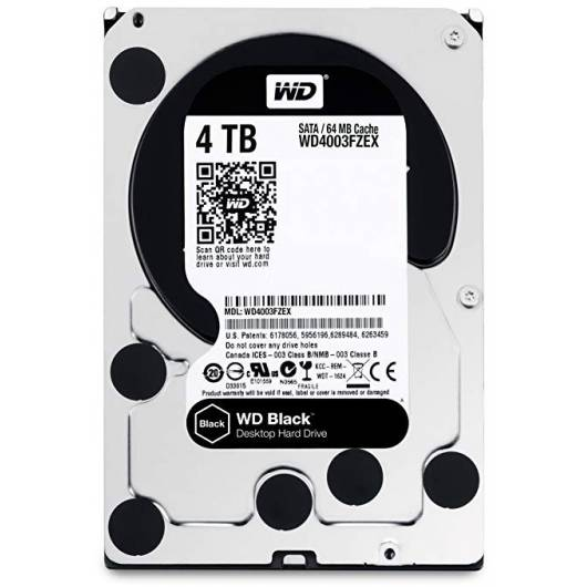 Western Digital WD Black...